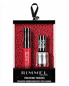 Rimmel Finishing Touches Set & Free Gift