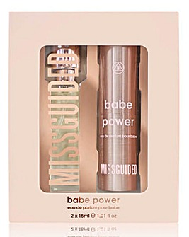 Missguided Babe Power Giftset