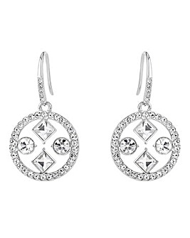 Buckley Kensington Disc Earrings