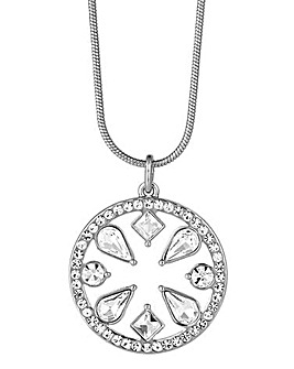 Buckley London Kensington Disc Pendant