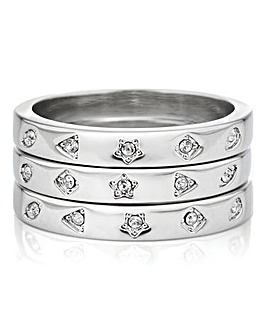 Buckley London Winslet Ring
