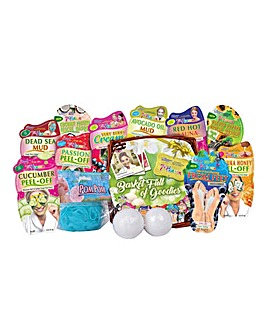7th Heaven Face Mask Gift Basket