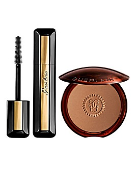 Guerlain Mascara and Bronzer Set