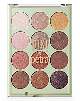 Pixi Eye Reflections Eyeshadow Palette - Reflex Light
