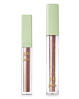 Pixi Liquid Fairy Lights & Lip Icing Kit - BareBronze