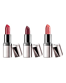 Barry M Super Slick Lip Paint Lipstick Trio - Wine Not, Berrylicious & Marooned