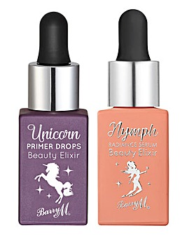Barry M Unicorn Primer Drops & Nymph Radiance Serum