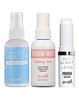 Barry M Skin Saviour Mist and Primer Set