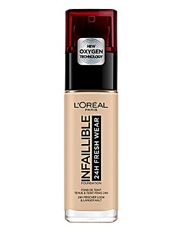 L'Oreal Paris Infallible 24hr Freshwear Liquid Foundation 130 True Beige