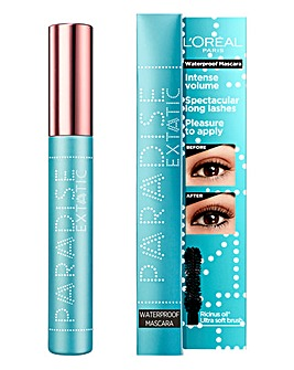 L'Oreal Paris Paradise Waterproof Mascara - Black