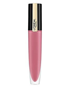 L'Oreal Paris Rouge Signature Matte Liquid Lipstick - 105 I Rule
