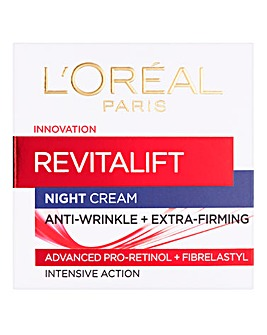 L Oreal Paris Revitalift Anti Wrinkle Night Cream