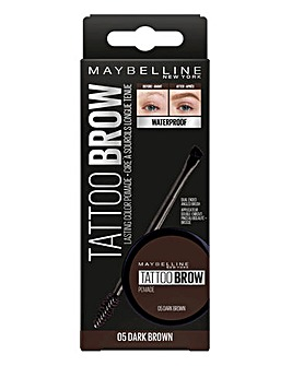 Maybelline Tattoo Brow Pomade Dark Brown
