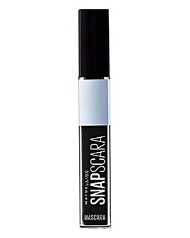Maybelline Mascara Snapscara Pitch Black
