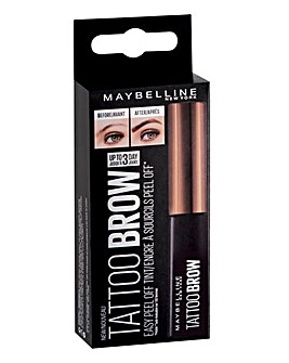 Maybelline Tattoo Brow Gel Tint M Brown