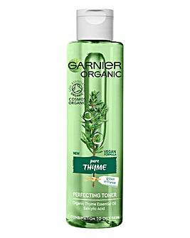 Garnier Organic Thyme Toner