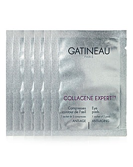Gatineau Collagene Expert Eye Compress Pads - 6 x 2 Pads