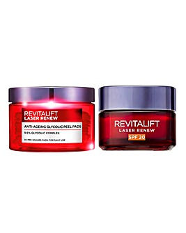 L'Oreal Revitalift At Home Peel Kit