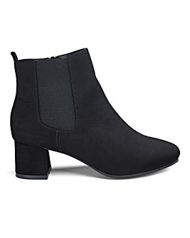 Flexi Sole Chelsea Boots E Fit