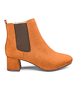 Flexi Sole Chelsea Boots EEE Fit