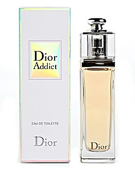 Dior Addict 50ml Eau de Toilette
