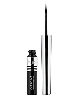 Pur On Point Liquid Eyeliner - Black