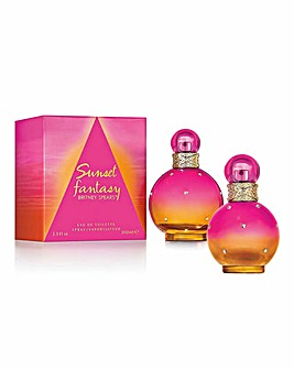 Britney Spears Sunset Fantasy BOGOF