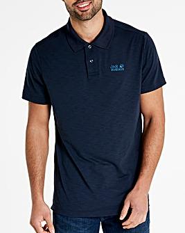 Jack Wolfskin Travel Polo Shirt