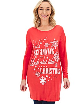 Christmas Novelty Tunic
