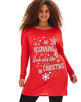 Christmas Novelty Tunic