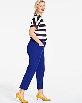 Cobalt Meghan Cigarette Trousers