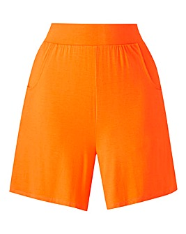 Jersey Pull On Shorts