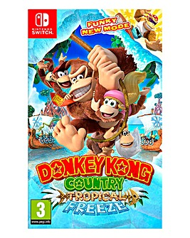Donkey Kong Country - Nintendo Switch