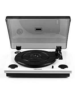 Intempo Stylus Mark 2 Turntable White