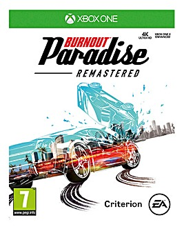 Burnout Paradise Remastered - Xbox One