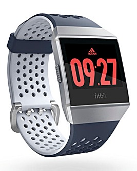 Fitbit Ionic Adidas Edition Ice Grey