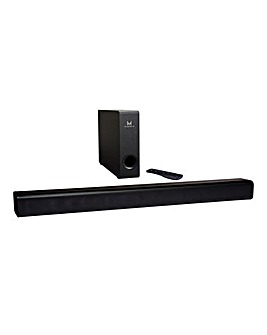 160W Bluetooth Sound Bar & Sub