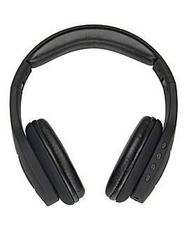 Intempo Melody Headphones Black