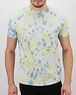 Tie Dye T-Shirt Long