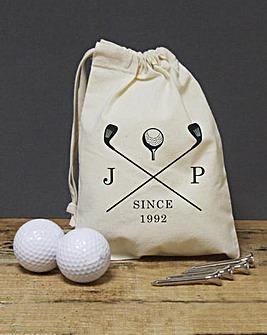 Personalised Golfing Set