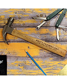 Personalised Draper Hammer