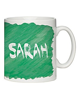 Personalised Left Handed Mug