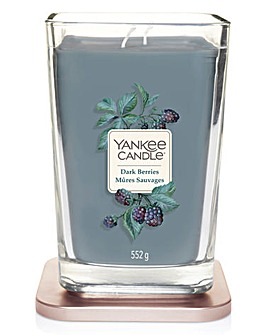Yankee Candle Elevation Dark Berries