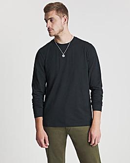 Long Sleeve Crew Neck T-shirt Regular