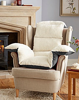 Reversible Full Cushion For Arm Chair