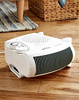 Extra Safe Portable Fan Heater
