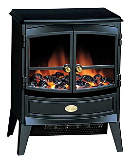 Coal Effect Remote Control Stove