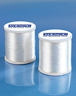 Transparent Sewing Thread Pack 4