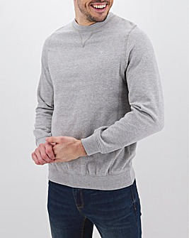 Crew Neck Sweater Long