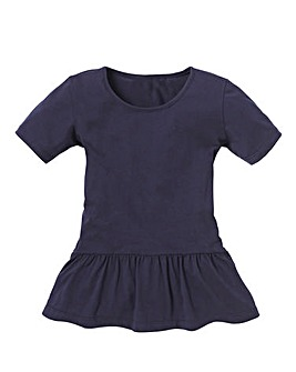 KD EDGE Girls Drop Hem Top (9-13 years)